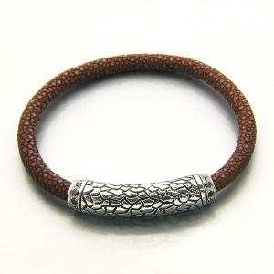 Brown Stingray Bracelet